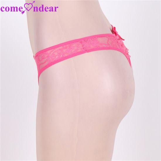 Pink Panty Sex