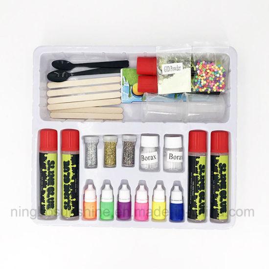Manufacturer Glitter DIY Slime Making Kits Kids Toys
