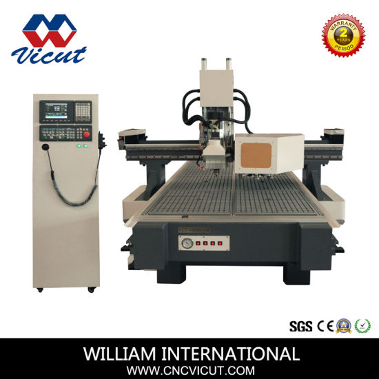 China Atc Gantry Move CNC Cutting Machine for Acrylic