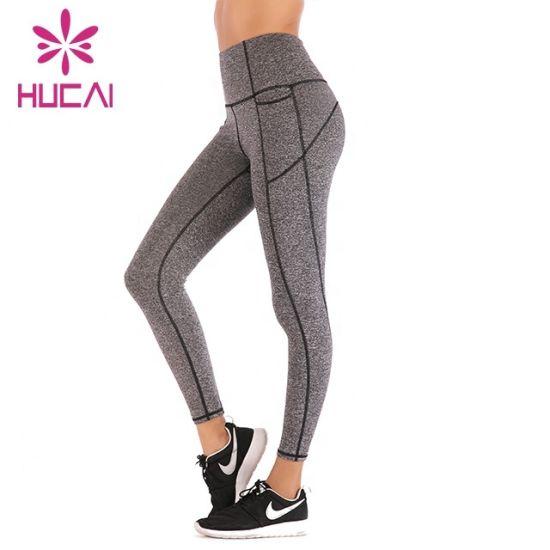 Women New Design High Waist Tights Yoga Scrunch Butt Leggings