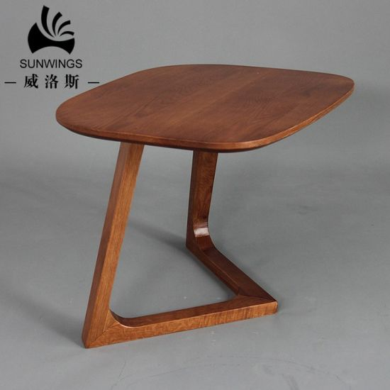 Leisure Wooden Side Table For Living Room China Solid Wood Side Table Wooden Side Table Made In China Com
