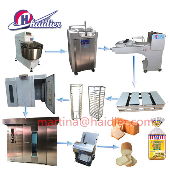 Commercial Full Complete China Oven Prices Bakery Equipment