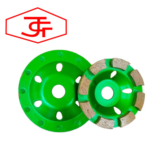 professional Diamond Grinding Cup Wheel for Concrete Cutting