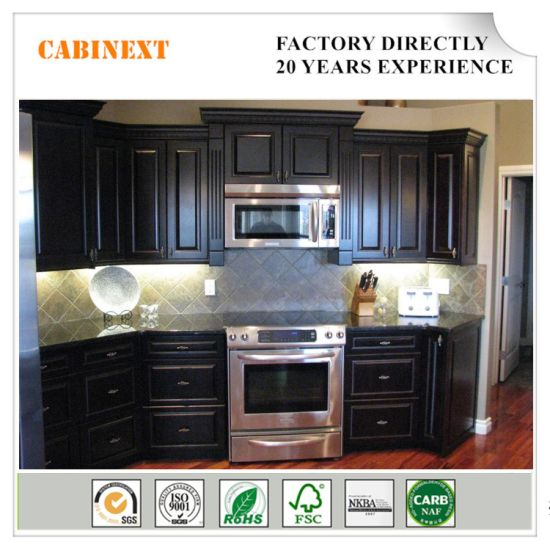China Custom Wholesale Factory Cheap Modern Pantry Kitchen Cabinet