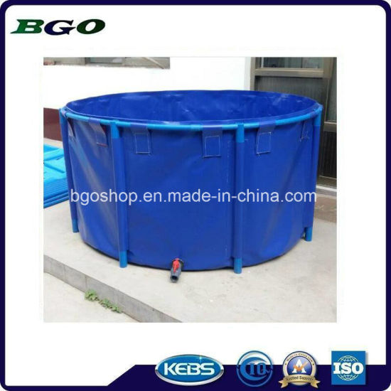 UV Stabilized Polyethylene Sheet Tarpaulin Fish Farming Pond pictures & photos