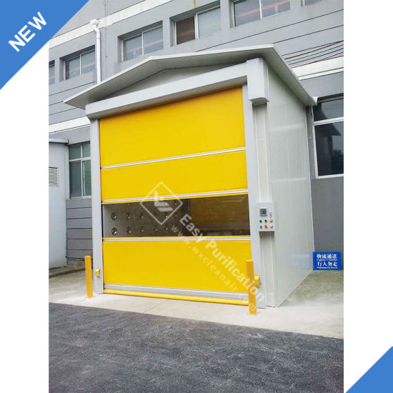 Hot Selling Stainless Steel Cargo Air Shower with Ce Certificate pictures & photos