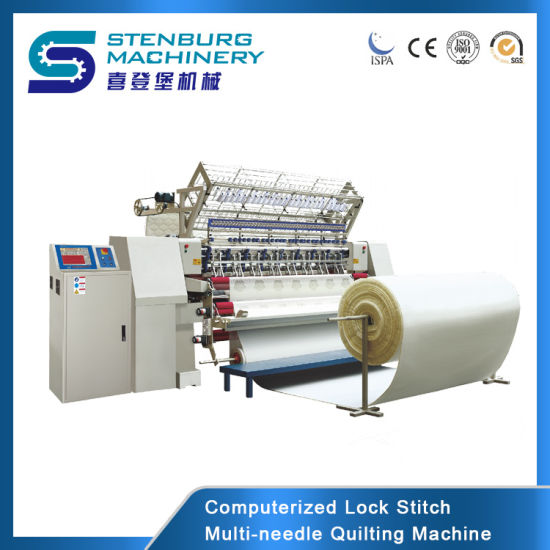 Automatic Multi Needle Quilting Sewing Machine for Garments