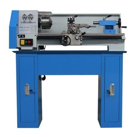 Mini hobby metal Lathe machine DIY0820 for metal cutting