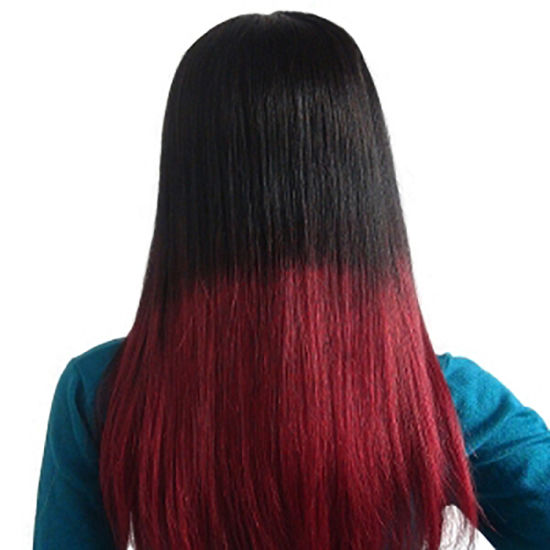 High Quality Best Selling Double Drawn Ombre Human Hair Extensions pictures & photos