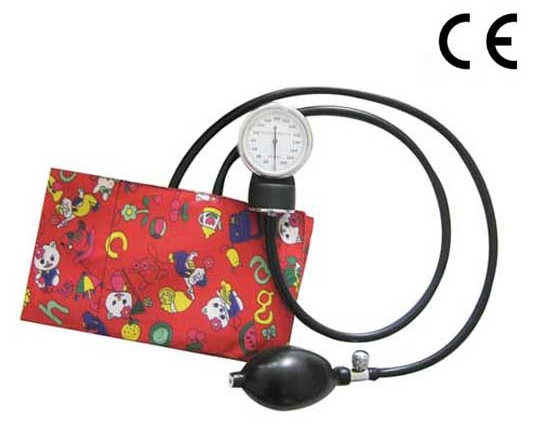 Medical Aneroid Sphygmomanometer for Child Use