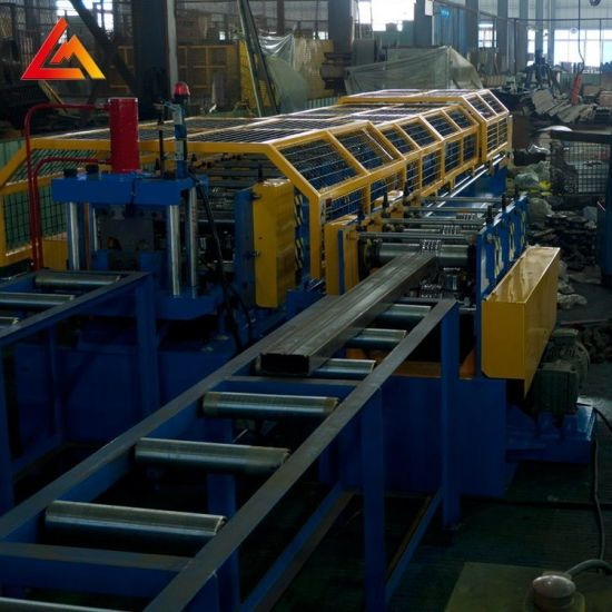 Liming Customization Cross Beam Metal Roll Forming Machine
