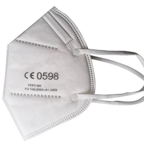 Facial 5 Ply Non Medical FFP2 Face Mask Dustproof Respirator Nonwoven Mask Disposable Factory Price