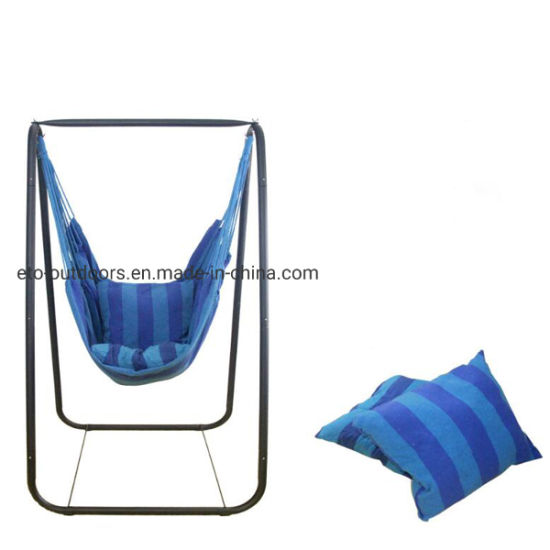 Fabulous Outdoor Swing Chair With Stand China Hammock Chair With Short Links Chair Design For Home Short Linksinfo