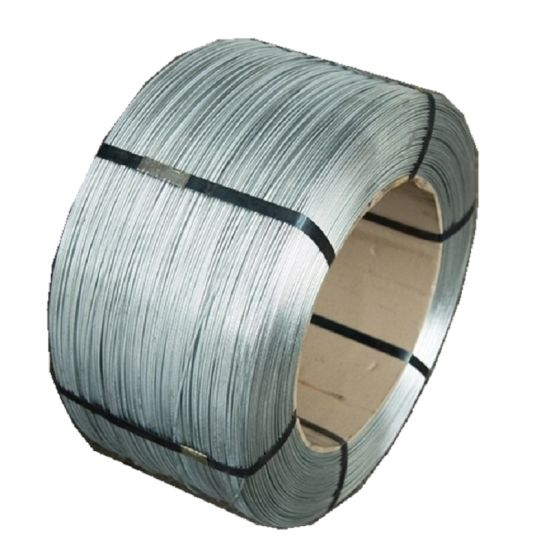 Galvanized Steel Wire in China