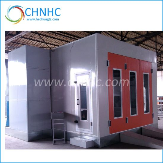 China Furniture Spray Painting Room Car Oven Spray Paint Booth