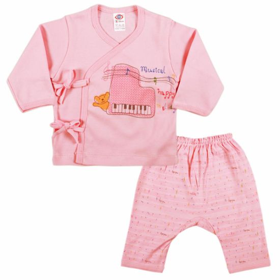 Summer Cool Design Kids Apparel Baby Girl Clothes Set