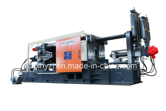 Lh-1000t Automatic High-Speed Vacum Casting Machine Brass Cold Chamber Die Casting Mach pictures & photos