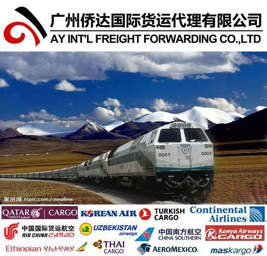 Shipping From Xian, China to Prague, Czech by Railway Transportation pictures & photos