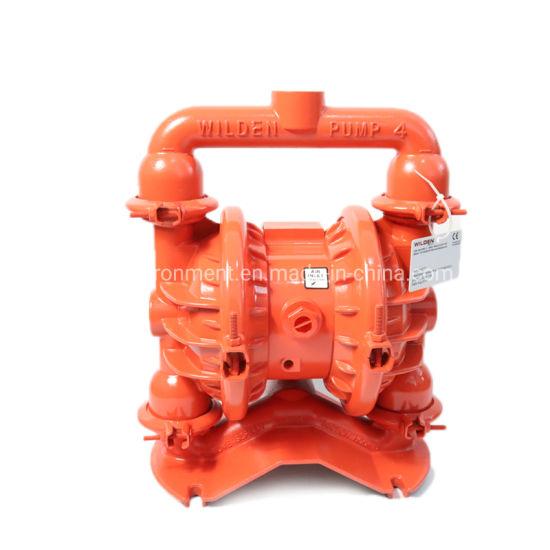 Portable Wilden Micro Pump Pneumatic Double Diaphragm Pumps