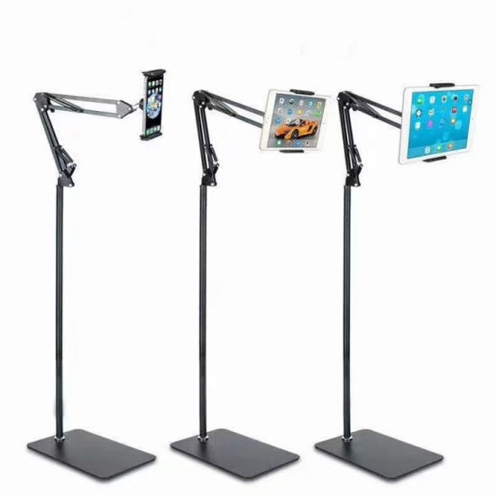 Bed Floor Lazy Stand Arm Mount Tablet Phone Holder