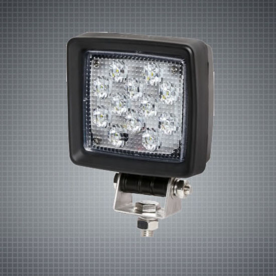 4 Inch 36W LED CREE Offroad Tractor Rechargeable LED Work Light with DRL for Car, Offroad, Truck