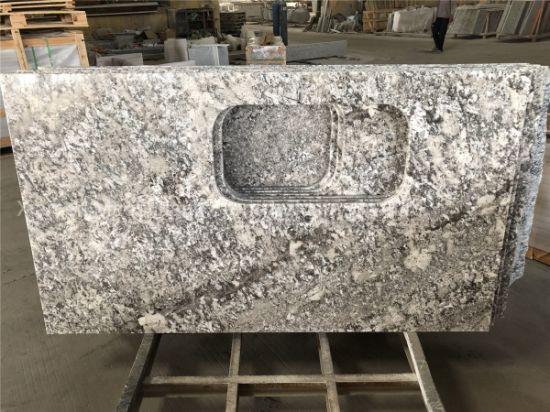 Good Quality Restaurant Canteen Furniture Outdoor Dining Table Granite Look Table Top China Granite Granite Slab Made In China Com
