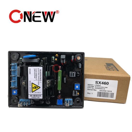 AVR SX460 Automatic Voltage Volt Regulator Replacement Stabilizer For Generator