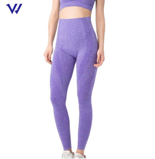 High Quality Close-Fitting Gym Leggings Wear Women Yoga Pants Fitness Active Scrunch Butt Leggings