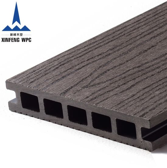 Best Selling WPC Panel Wood Plastic Composite Dcking Board