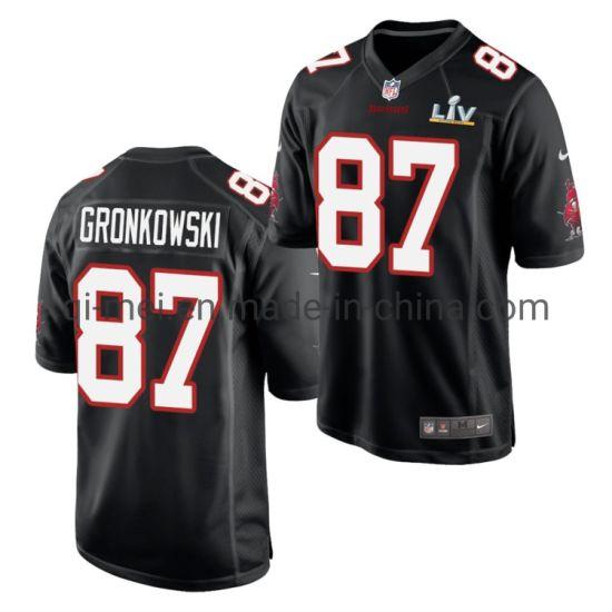 gronkowski away jersey
