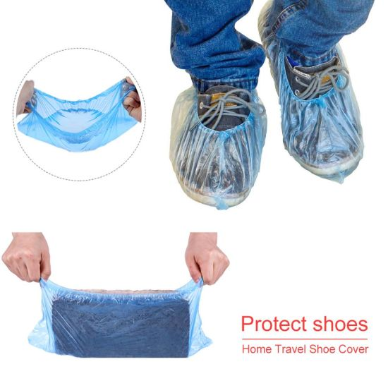 China Waterproof Boot Covers Plastic