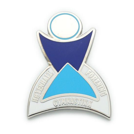 BSCI Factory Wholesale Metal Custom Pin Badge Promotional Military Metal Hard Enamel Pin Broochesr Fashion Gift Badge (A2101028)