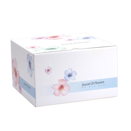 Cake Box Cake Packaging Container Food Paper Slice Cake Box with Handle Cardboard Box