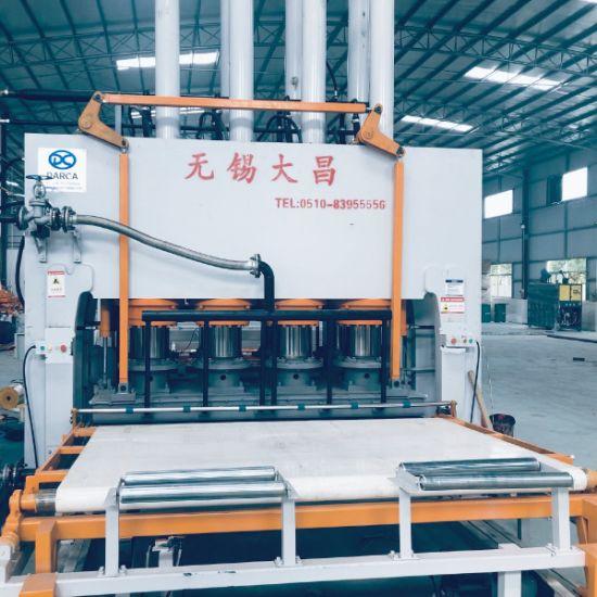 New Design Short Cycle Hot Press Machine / Melamine Faced Board Hot Press