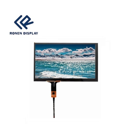 7inch TFT LCD Display 50pin with Capacitance Touch Monitor