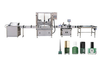 Good Price Nail Polish Filling Capping Machine with SGS and Ce Certification