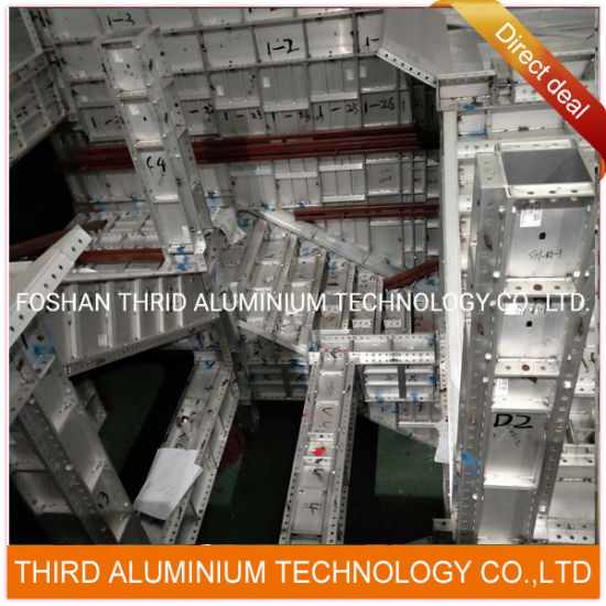Aluminum Formwork Fabrication for High-Rise Concrete Construction