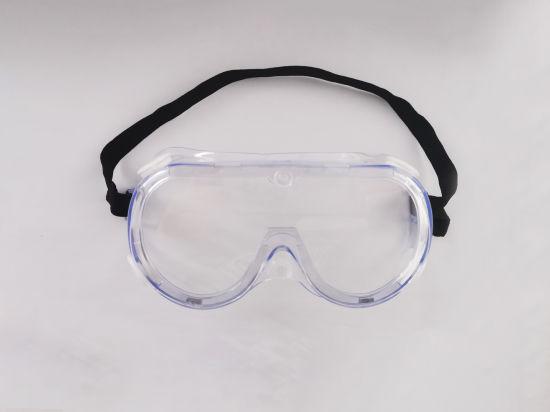 Clear Anti-Fog Lens Anti-Splash 3M Original Protective Goggle 1621 AF