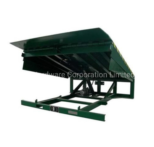 Automatic Hydraulic Stationary Loading Truck Dock Leveller / Car Ramp pictures & photos