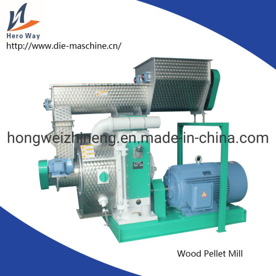 Biomass Wood Sawdust Pellet Mill Machine Ring Die pictures & photos