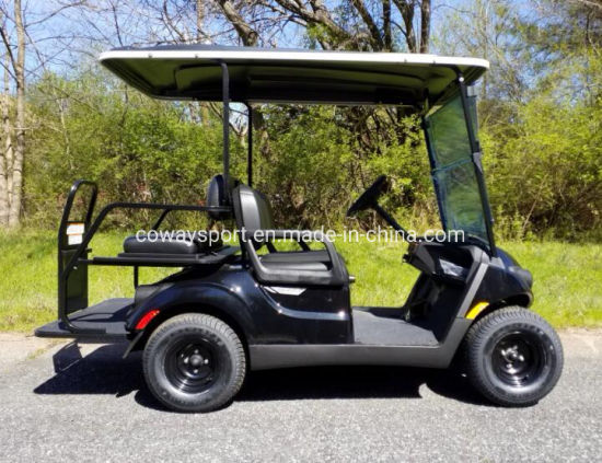 Best Selling New Yamahas The Drive2 Ptv (GAS EFI) Golf Cart