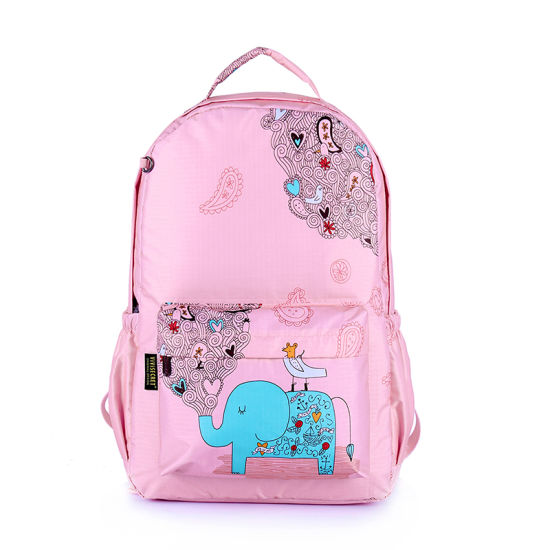 2020 Custom Polyester Printed Kids Cartoon School Bag Sublimation Backpack