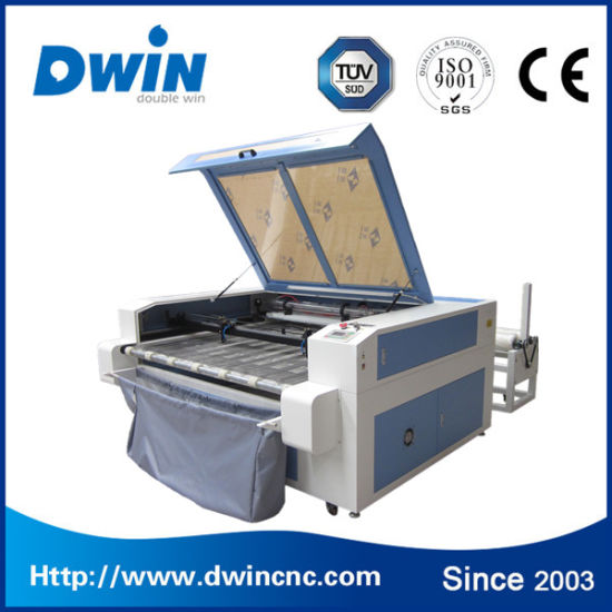 Jinan Factory Automatic Feeding Laser Cutting Machine for Fabric Leather