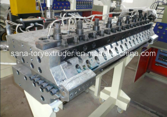 High Quality PVC WPC Plastic Profile Extrusion Mould