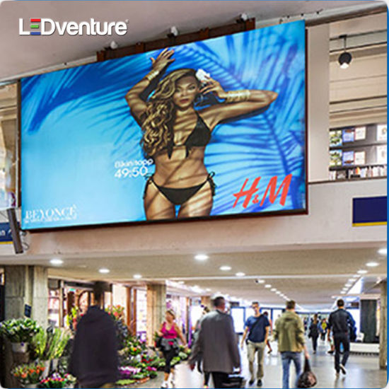 P2.5 P3 P4 P5 Indoor Outdoor LED Video Display Wall for Advertising