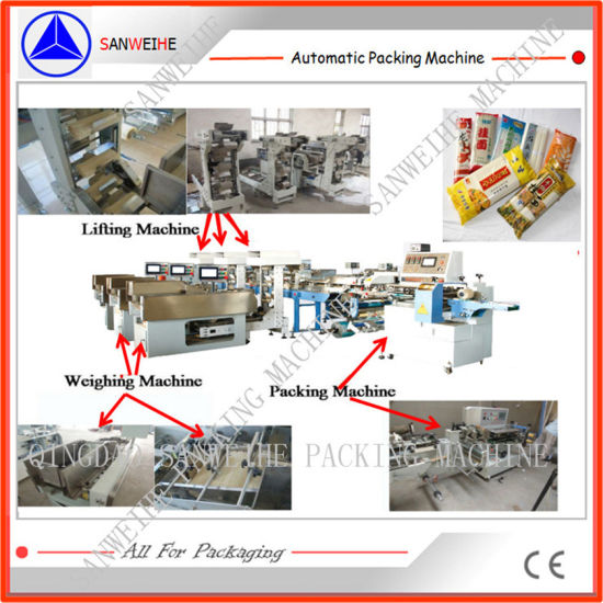 Bulk Noodle Automatic Weighing & Packaging Machine