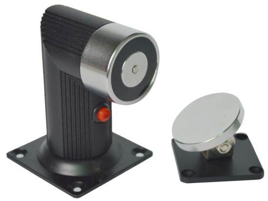 110 Lbs Smokeproof Floor Mount Electromagnetic Door Holder/ Door Stopper/Door  Stop/ Door Catch/Magnetic Door Holder  Js 33