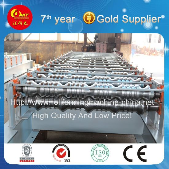 Hc 44 Decking Roof Roll Foring Machine pictures & photos