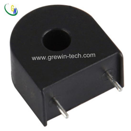 20A Input Mini Single Phase Current Transformer Use on Printed Circuit