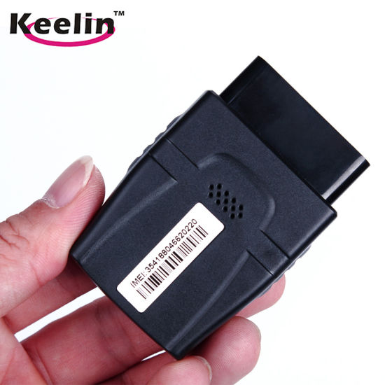 Remote Control GSM Vehicle GPS Tracker Web Tracking and Mobile Phone Tracking (GOT08)